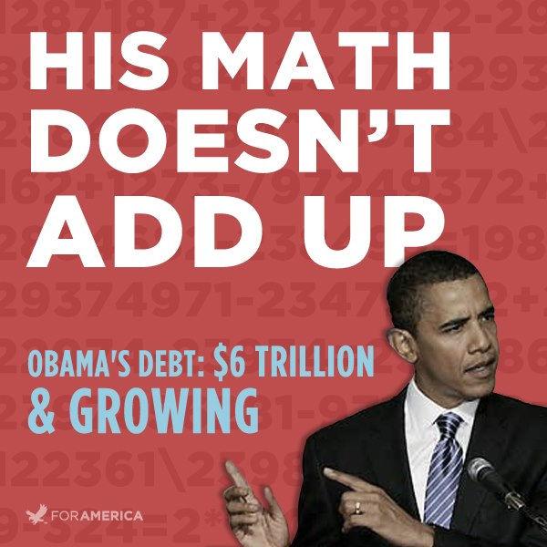 Obama's Math Doesn't Add Up